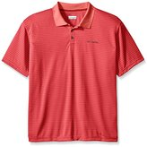 Columbia Men's Plus Size Big Utilizer Stripe Polo Iii