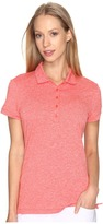 Nike Icon Heather Polo Women's Short Sleeve Pullover
