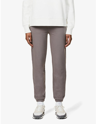 Camilla And Marc Josef relaxed high-rise cotton-jersey jogging bottoms