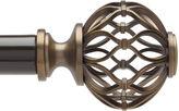 Liz Claiborne Cage Ball Adjustable Curtain Rod