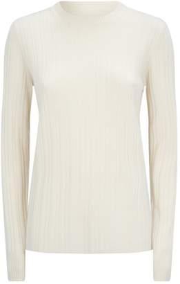 J Brand Cashmere Skyler Ribbed Sweater
