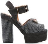 Castaner jewelled platform sandals