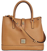 Dooney & Bourke Saffiano Leather Perry Satchel