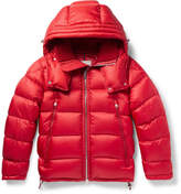 Moncler - Pascal Quilted Shell Down Jacket