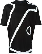 Lanvin giant logo T-shirt