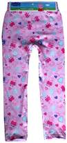 Peppa Pig Leggings Girls Skinny Trousers Bottoms Pyjama Size 2 – 7 Years