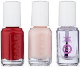 Essie Mini Trio Pink Kit, Forever Yummy/Mademoiselle/Second Shine Around, 3 x 5 ml/ .17 Fl. Oz.