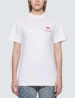 Marine Serre Large Fit T-shirt