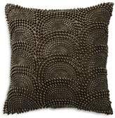 """Donna Karan Beaded Decorative Pillow, 12"""" x 12"""" - 100% Exclusive"""