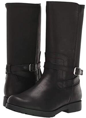 Stride Rite SR Ellarose (Little Kid/Big Kid) (Black) Girls Shoes