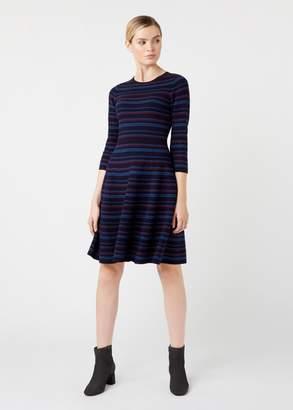 Hobbs Katie Knitted Dress