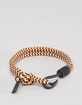 ICON BRAND Hook Rope Bracelet In Multi