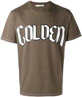 Golden Goose Deluxe Brand brand print T-shirt - men - Cotton - S