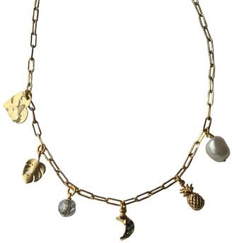 Tiana Jewel Divine Love Pearl Charm Necklace