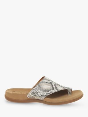 Gabor Lanzarote Slip On Sandals