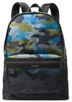 Michael Kors Ocean Camo Backpack