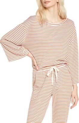 Eberjey Quincy Icon Pajama Top