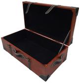 nuLoom Boho Vintage Style Storage Box