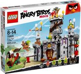 Lego Angry Birds King Pig's Castle - 75826