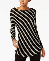 INC International Concepts I.n.c. Striped Tunic, Created for Macy's