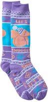 Pink Cookie Girls 4-16 Animal Knee-High Sweater Socks