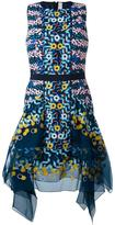 Peter Pilotto geometric embroidered dress