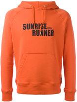 Ron Dorff - Sunrise Runner hoodie - men - Cotton - M