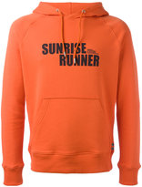 Ron Dorff - Sunrise Runner hoodie - men - Cotton - S