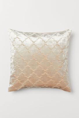 H&M Velvet Cushion Cover