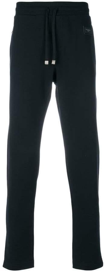 Dolce & Gabbana basic track pants