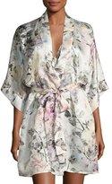 Christine Designs Juliet Silk Short Robe