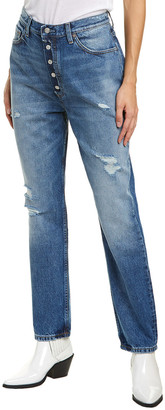 Boyish The Billy Waterfront High-Rise Skinny Leg Jean