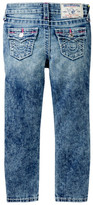 True Religion Natural Big T Jean (Toddler & Little Girls)