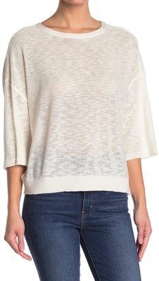 Michael Stars Marla Draped Open Back Sweater
