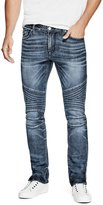 GUESS Skinny Moto Jeans