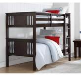 Better Homes and Gardens Flynn Twin Bunk Bed, Multiple Colors