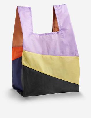 Hay Six Colour no. 4 nylon bag