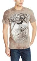 The Mountain Men's Smithsonian River Otter Adult T-Shirt