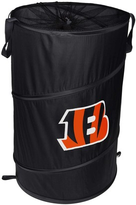 Cincinnati Bengals Cylinder Pop Up Hamper