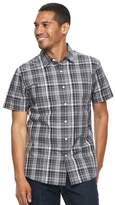 Apt. 9 Men's Premier Flex Slim-Fit Plaid Stretch Button-Down Shirt