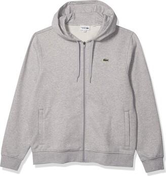 Lacoste Men's Full Zip Fleece