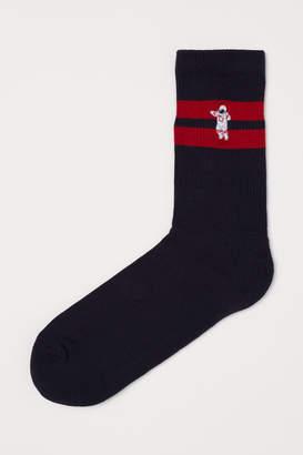 H&M Socks - Blue