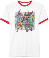 Hybrid Men's Marvel Super Hero T-Shirt