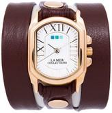 La Mer Women's Rose Gold Chateau Watch