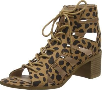 New Look Women's Prep Ankle Strap Heels