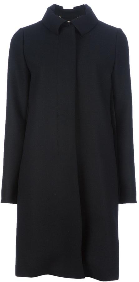 Chloé classic overcoat