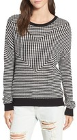 RVCA Women's Light Up Stripe Sweater