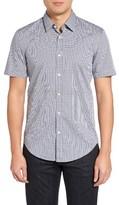 BOSS Men's Ronn Check Sport Shirt