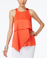 Alfani Asymmetrical Tiered Top, Only at Macy's