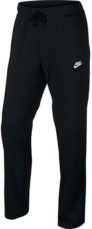 5dee27bd1dca9 Nike Black Men's Big And Tall Pants - ShopStyle